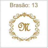Monograma 13
