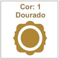 Cor 1: Dourado
