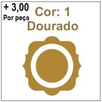 Dourado +R$3,00